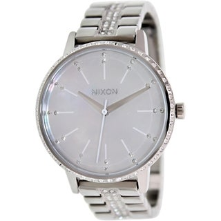 Nixon Women's Kensington A099710 Stainless Steel Quartz Watch