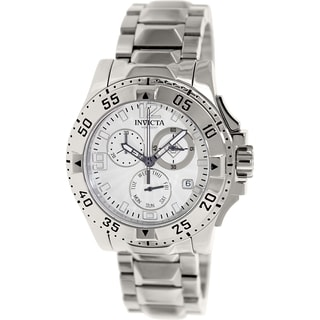 Invicta Men's Excursion 16101 Stainless Steel Swiss Quartz Watch