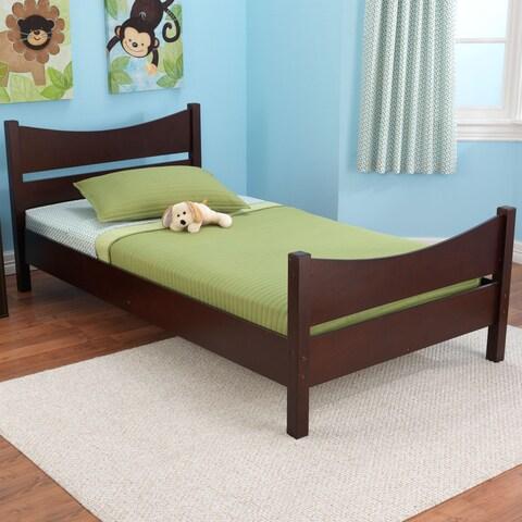 KidKraft Addison Children's Wood Twin Bed