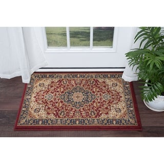 Alise Soho Traditional Area Rug (2' x 3')
