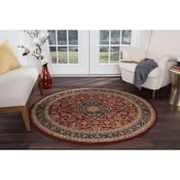 Alise Soho Traditional Area Rug - 5'3
