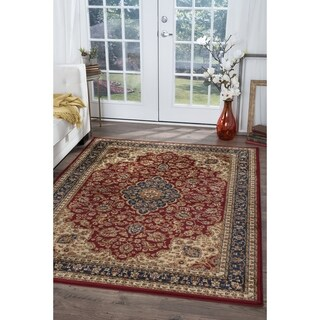 Alise Soho Traditional Area Rug - 5'3 x 7'3