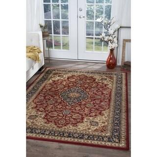 Alise Soho Traditional Area Rug (8'9 x 12'3)