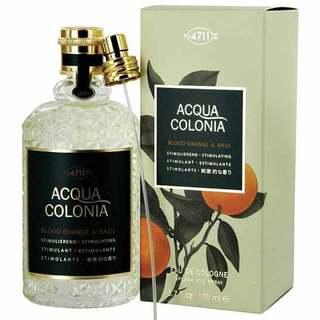 Acqua Colonia 4711 Blood Orange/Basil Women's 5.7-ounce Eau de Cologne Spray