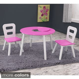 KidKraft 3-piece Round Table and Chair Set https://ak1.ostkcdn.com/images/products/9308245/P16469403.jpg?impolicy=medium