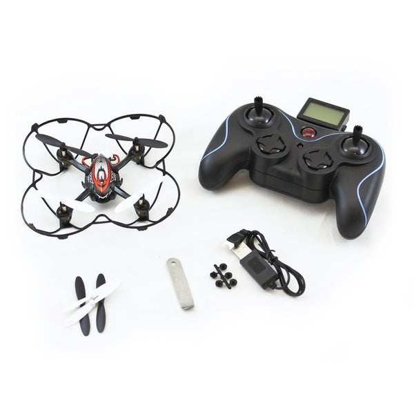 DimpleChild 6-Axis Gyro Radio Controlled F180 Quadcopter
