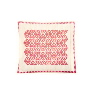 Trendsage 20-inch Pope Pink Decorative Throw Pillow