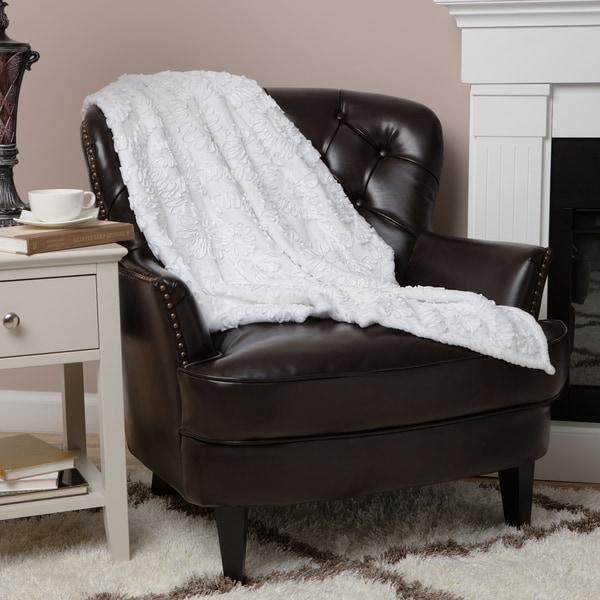 Lush Decor Stella Throw Blanket