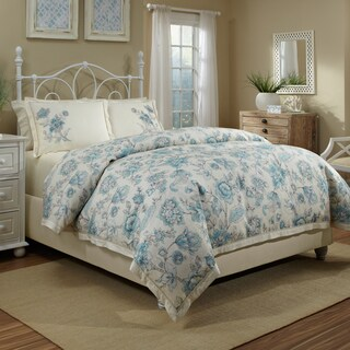 Veratex Bellevue 3-piece Duvet Cover Set