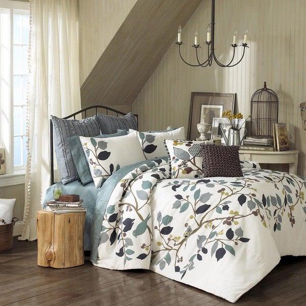 Vue Paradiso Cotton 3-piece Comforter Set