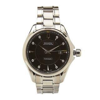 Bulova Men's 63D102 'Accutron' Diamond Watch|https://ak1.ostkcdn.com/images/products/9309696/P16470798.jpg?impolicy=medium