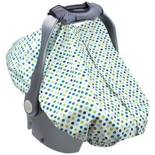 Summer Infant Dots Car Seat Cover