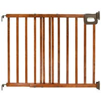 Summer Infant Deluxe Wood Stairway Gate