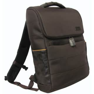 Amerileather Smart 17-inch Leather-trim Laptop Backpack|https://ak1.ostkcdn.com/images/products/9309786/Amerileather-Smart-17-inch-Leather-trim-Laptop-Backpack-P16470879.jpg?impolicy=medium