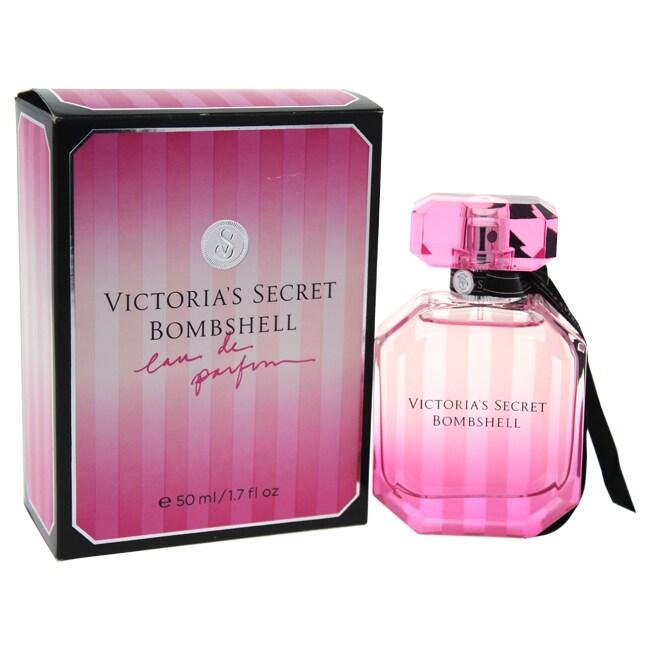Victoria's Secret Bombshell Women's 1.7-ounce Eau de Parf...