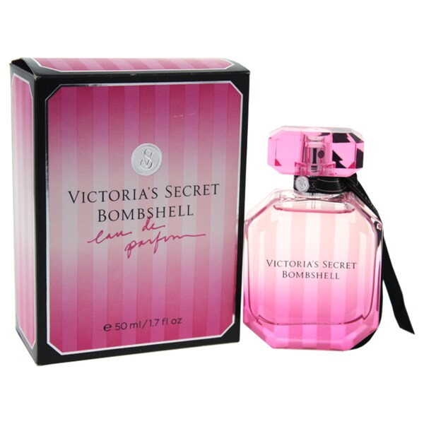 82de5efc1b729 Shop Victoria s Secret Bombshell Women s 1.7-ounce Eau de Parfum Spray -  Free Shipping Today - Overstock - 9309802
