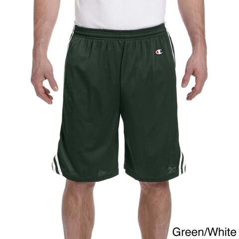 Champion Men's Lacrosse Mesh Shorts