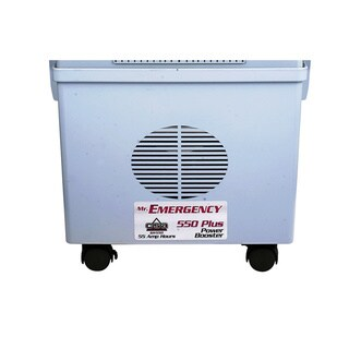 Mr. Emergency 550 Plus 55-Ah Power Booster for GG5515 Power Unit