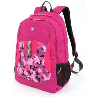 SwissGear Plum Pass Compact 18-inch Tablet Backpack