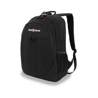 SwissGear Black Cod 17-inch Tablet Backpack