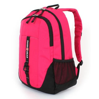 SwissGear Pink Fantasy 18-inch Tablet Backpack