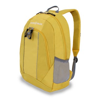 SwissGear Yellow 17-inch Tablet Backpack