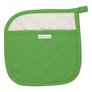 Wheatgrass Cotton Potholder