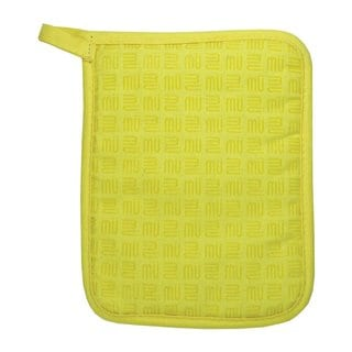 Lemon Drop Silicone Grip Potholder
