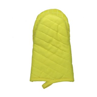 Lemon Drop Silicone Grip Mitt