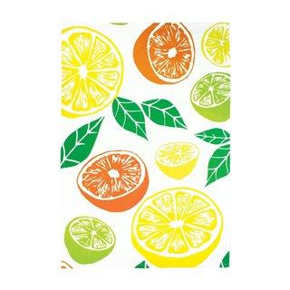 Citrus Cotton Kitchen Towel