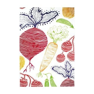MUkitchen Garden Cotton Kitchen Towel