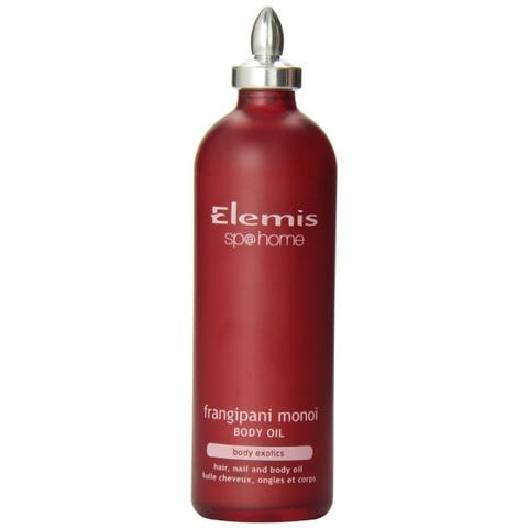 Elemis Frangipani Monoi 3.4-ounce Body Oil