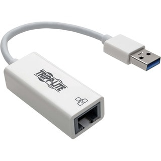 Tripp Lite USB 3.0 SuperSpeed to Gigabit Ethernet NIC Network Adapter
