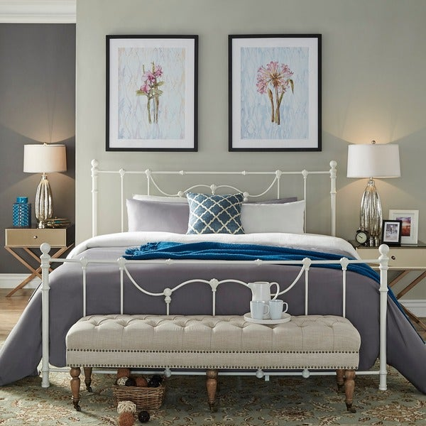 Timeless Metal Bed Designs That Will Fit In Any Interior Style