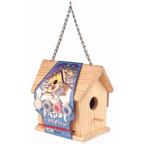 Toysmith Paint A Birdhouse