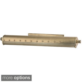 Hudson Valley Gaines 3 Light Picture Light