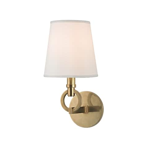 Hudson Valley Malibu 1-Light Wall Sconce