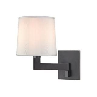 Hudson Valley Fairport 1 Light Small Wall Sconce