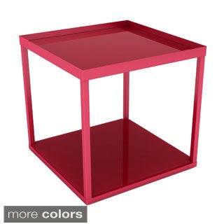 DarLiving Metal Modular Side Table