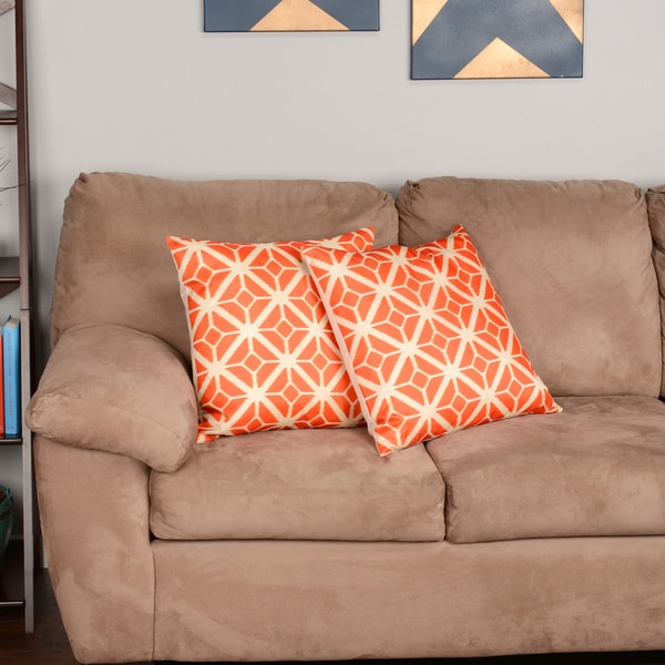 Thea Feather And Down Filled Throw Pillows Set Of 2