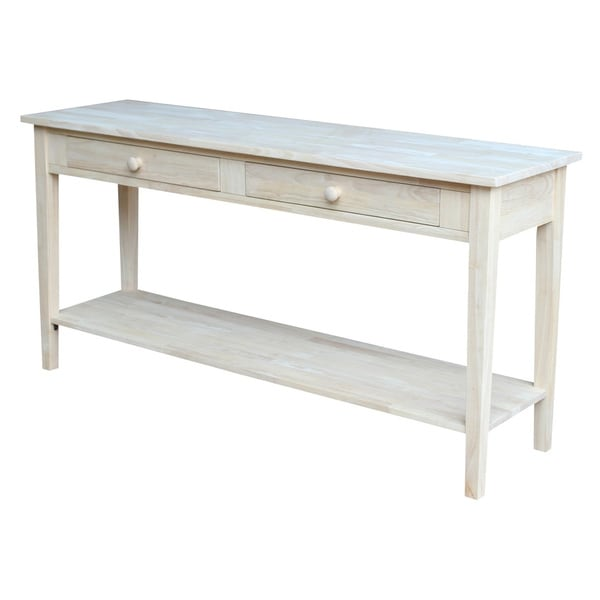Spencer Extended Length Server Table