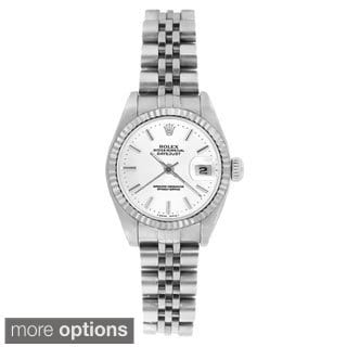 Pre-owned Rolex Women's 69174 Datejust Jubilee Watch
