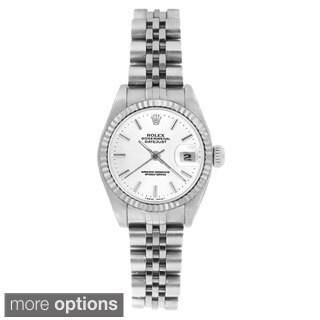 Pre-owned Rolex Women's 69174 Datejust Jubilee Watch