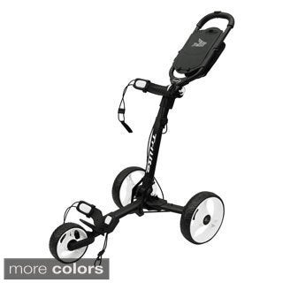 Axglo TriLite 3-wheel Push Cart