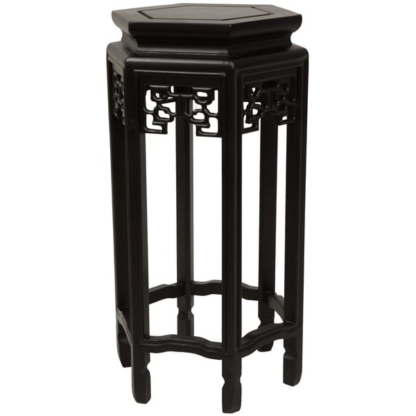 Shop Handmade Oriental Plant Stand China Free Shipping Today