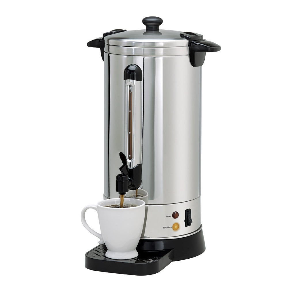 Nesco 50-cup Stainless Steel (Silver) Double Applwall Cof...