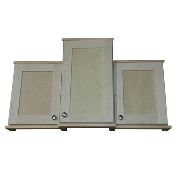 Gulfport series 30 inch high x 2 5 and 3 5 inch deep for 30 inch deep kitchen cabinets