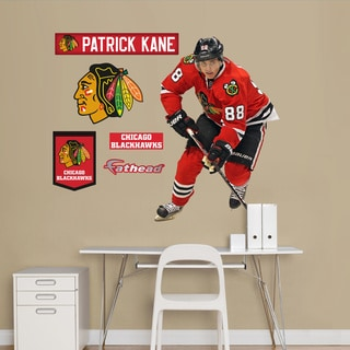Fathead Jr. Patrick Kane Wall Decals