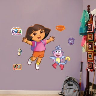 Fathead Jr. Dora the Explorer Wall Decals