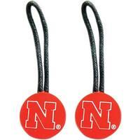 NCAA Nebraska Cornhuskers Luggage Tags (Pack of 2)